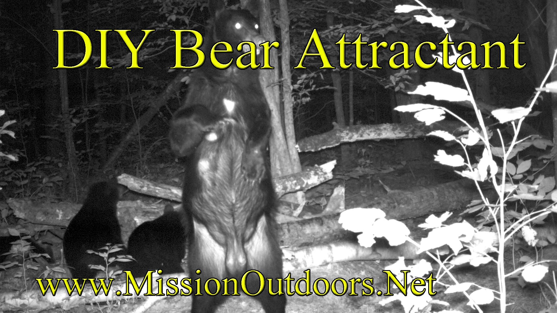DIY Bear Attractant: MissionOutdoors.Net